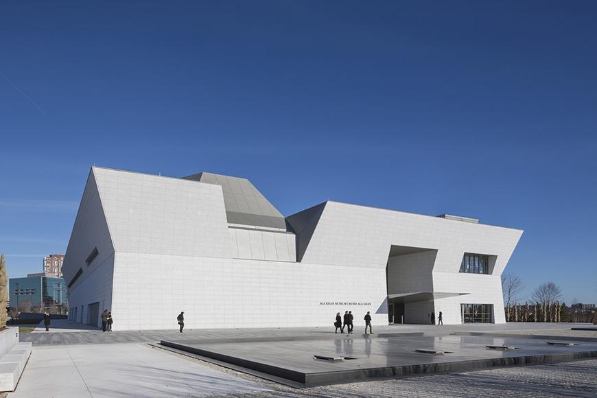 Aga Khan Museum Toronto, Fumihiko Maki, exterior 3