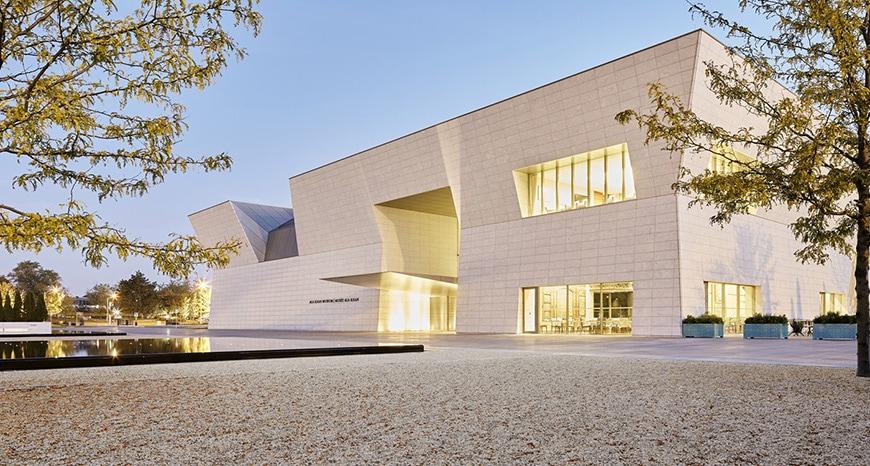 Aga Khan Museum Toronto, Fumihiko Maki, exterior 5