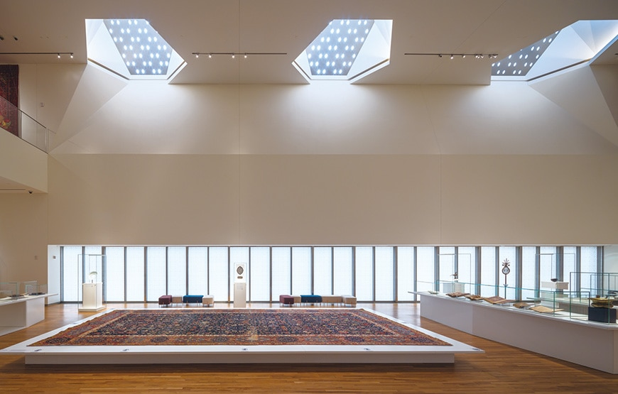 Aga Khan Museum Toronto, interior 3
