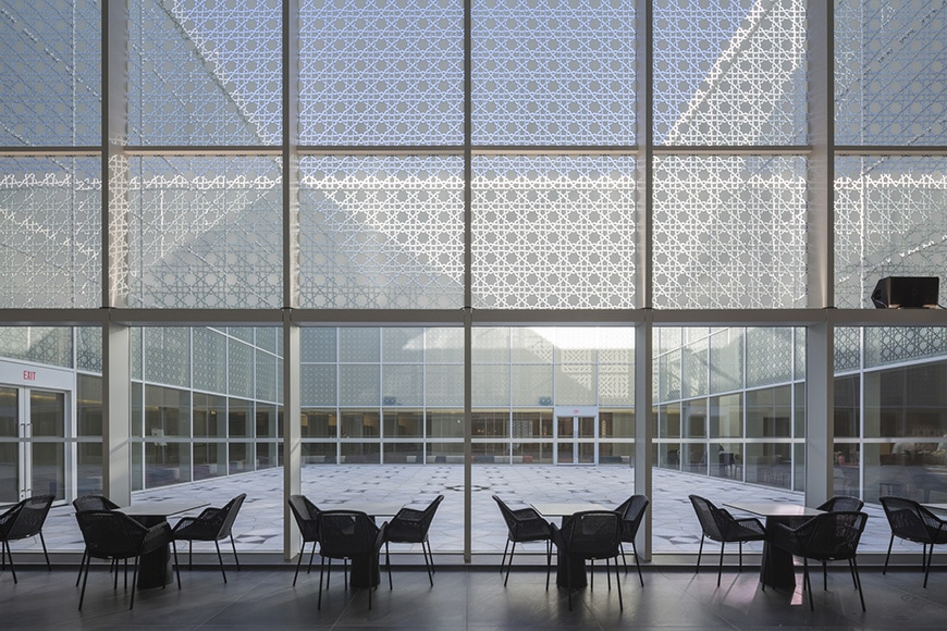 Aga Khan Museum Toronto, interior 4