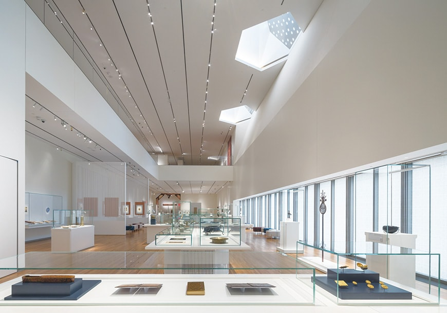 Aga Khan Museum Toronto, permanent exhibition