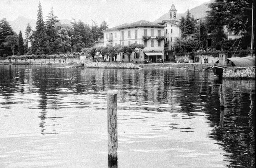 mistero rullino 70 anni leica, lago