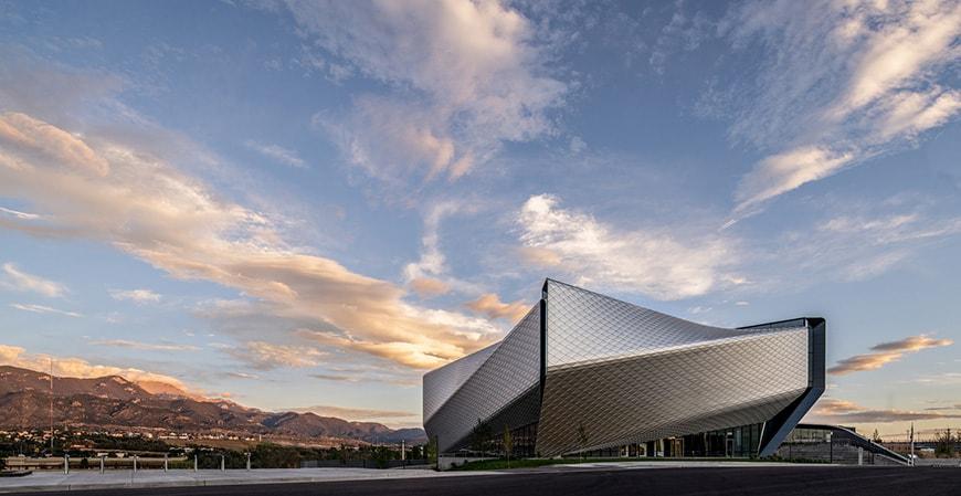 US Olympic & Paralympic Museum, Colorado Springs, Diller Scofidio Renfro 5