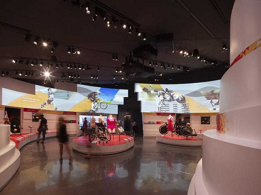 US Olympic & Paralympic Museum, Colorado Springs, Diller Scofidio Renfro gallery