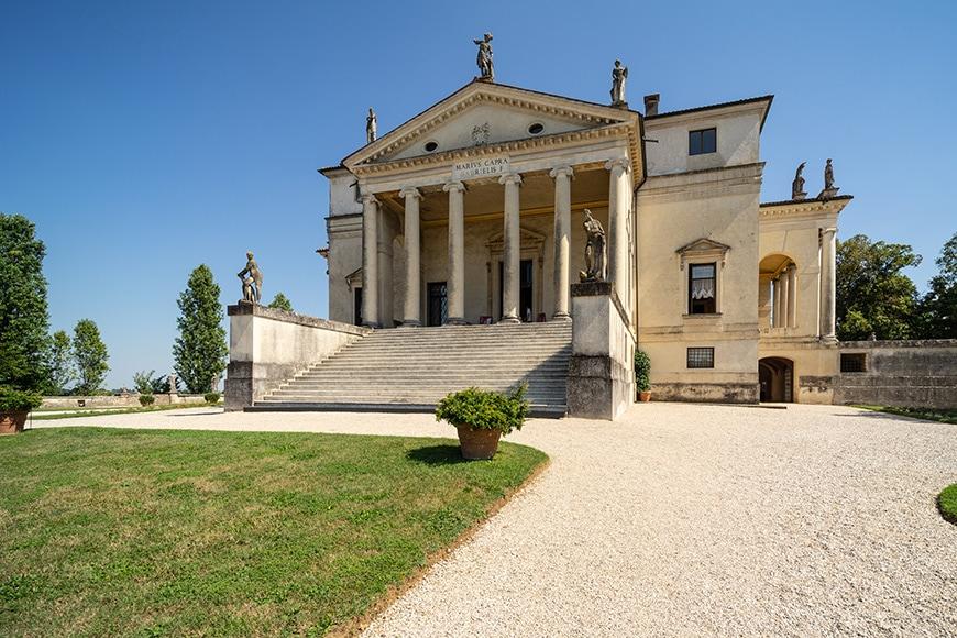 Villa La Rotonda Vicenza Andrea Palladio 1 Inexhibit