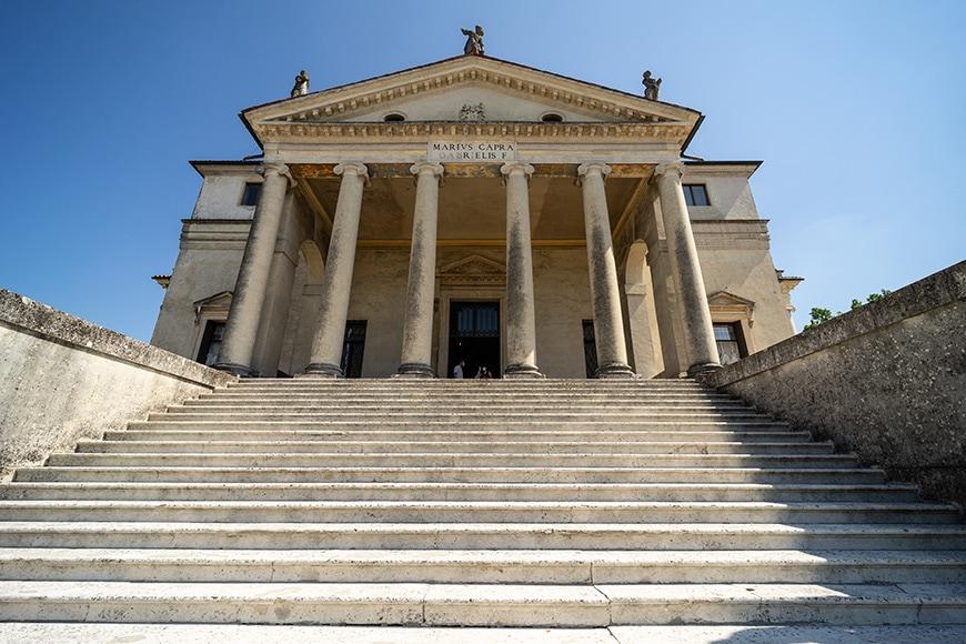 Villa La Rotonda Vicenza Andrea Palladio 5 Inexhibit