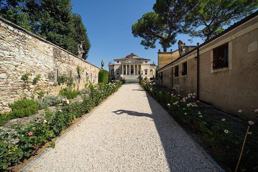Villa La Rotonda Vicenza Andrea Palladio 6 Inexhibit