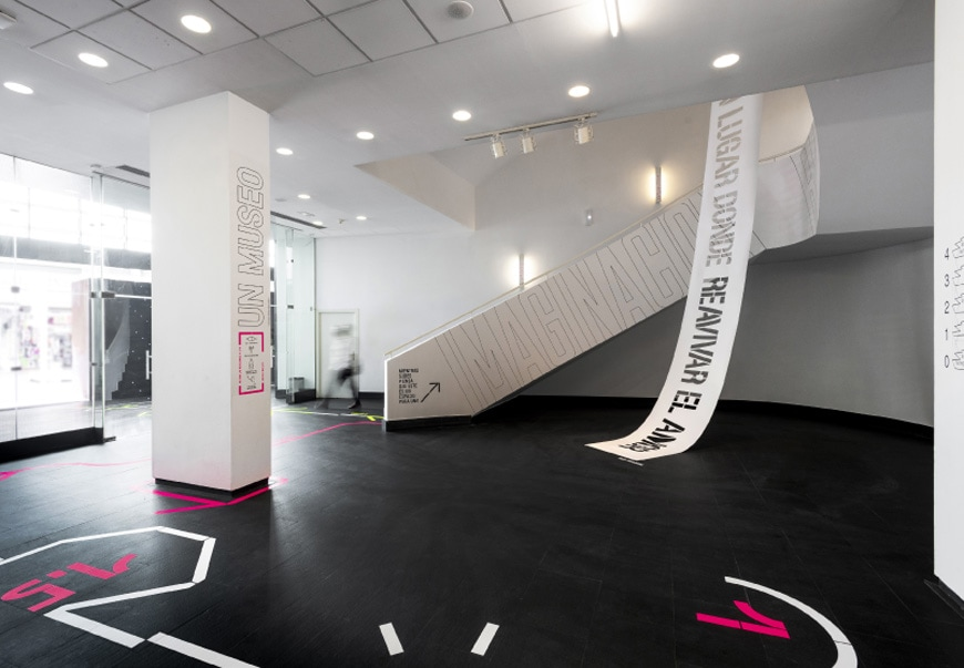 design-crisis-London-Design-biennale-Murray-Wayfinding-Covid-Museum-2