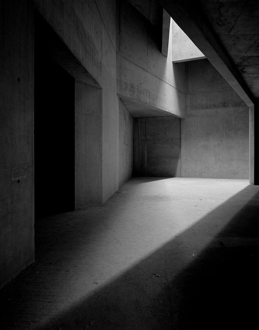 Helene Binet, Jewish Museum Berlin, Daniel Libeskind