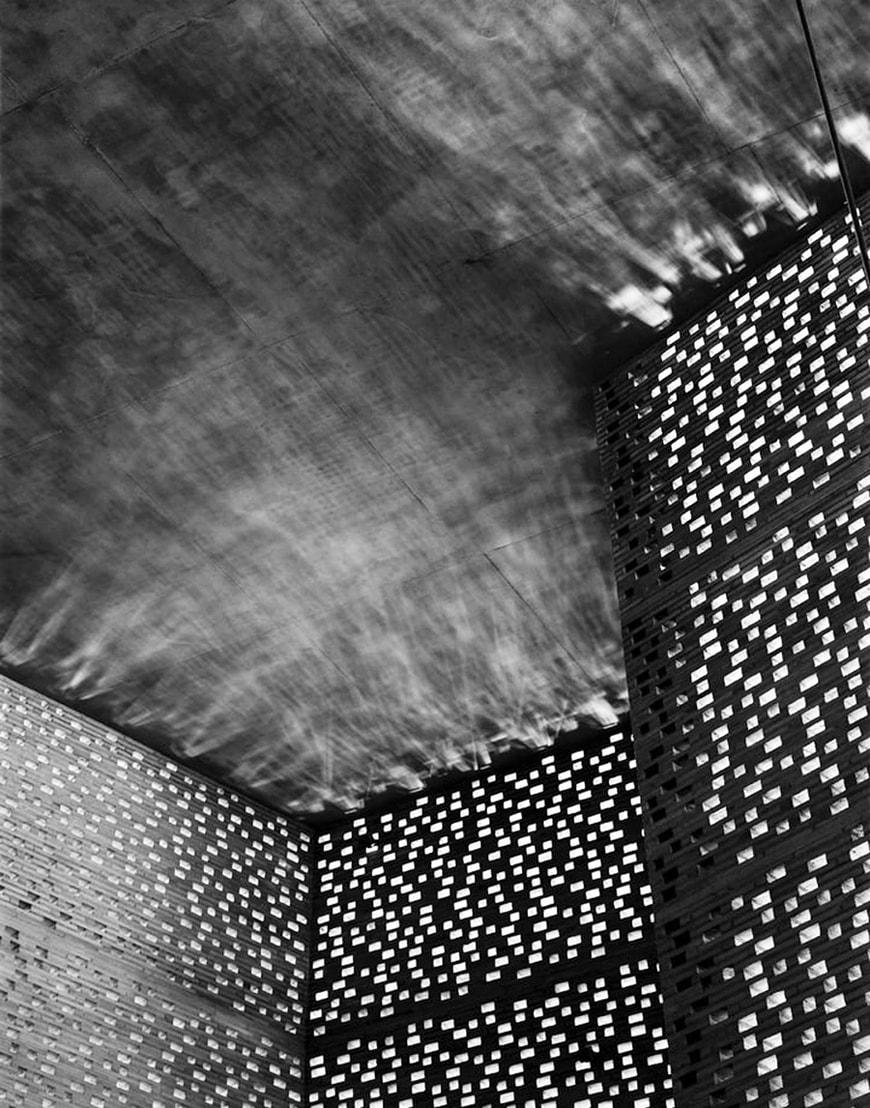 Helene Binet, Kolumba Museum, Peter Zumthor