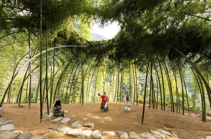 SAA-Xu Tiantian-Bamboo-Theatre