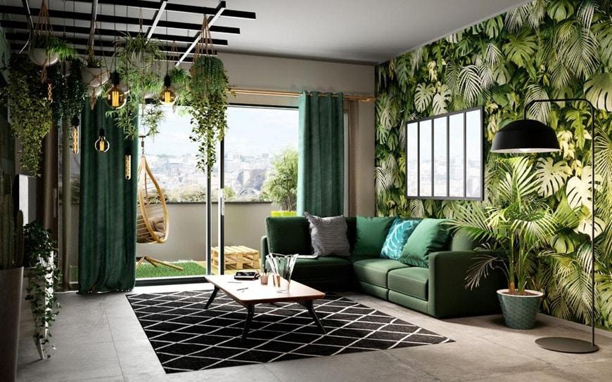 Arredare casa con le piante-Leroy-Merlin