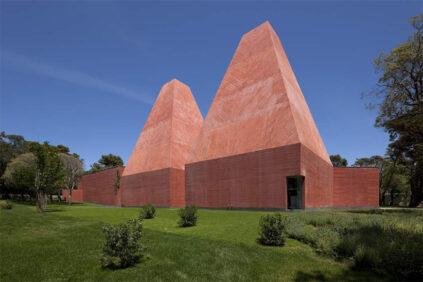 Casa das Histórias Paula Rego, Cascais, Eduardo Souto de Moura, 1