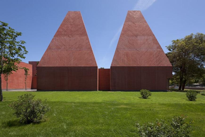 Casa das Histórias Paula Rego, Cascais, Eduardo Souto de Moura, 5