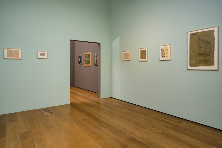 Pinacoteca-Agnelli-Torino-LeCorbusier-installation-view-003