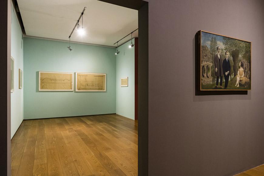 Pinacoteca-Agnelli-Torino-LeCorbusier-installation-view-12