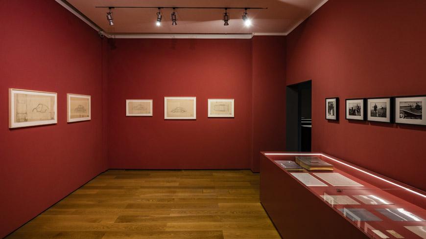 Pinacoteca-Agnelli-Torino-LeCorbusier-installation-view-92