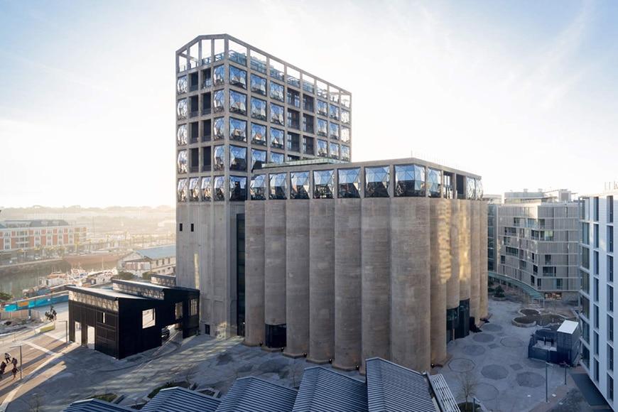Zeitz MOCAA Museum, Cape Town, Heatherwick Studio, exterior 2