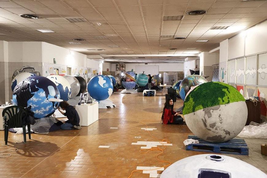 we-planet-globi-milano-laboratorio