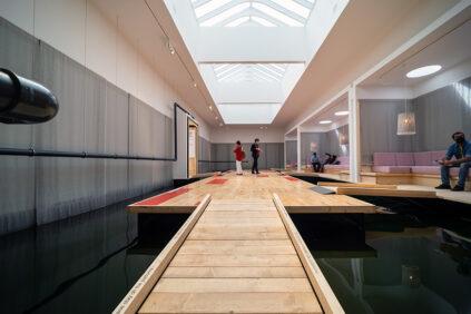 Danish Pavilion, Venice Architecture Biennale 2021, Bianchini Inexhibit 02s