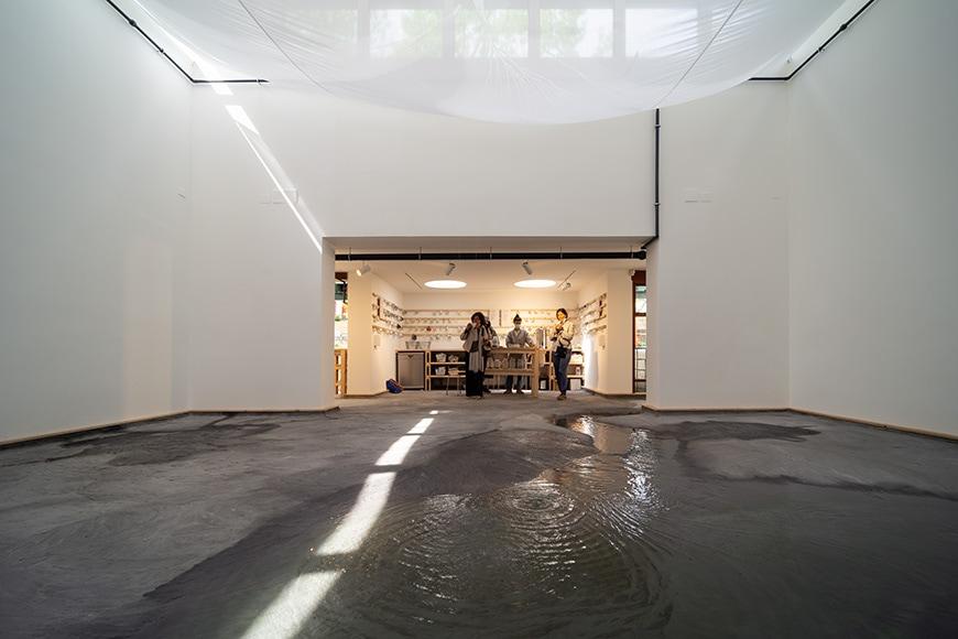 Danish Pavilion, Venice Architecture Biennale 2021, Bianchini Inexhibit 03s