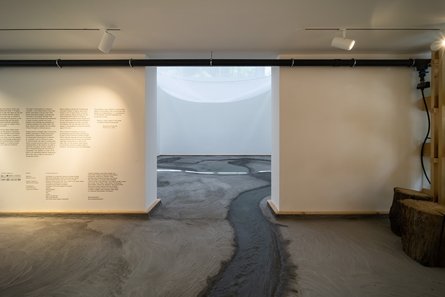 Danish Pavilion, Venice Architecture Biennale 2021, Bianchini Inexhibit 04s