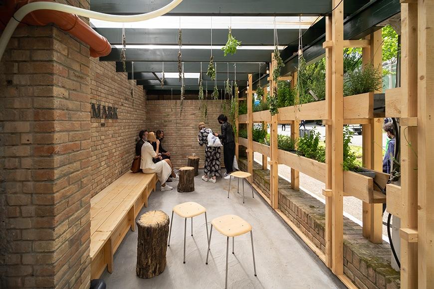 Danish Pavilion, Venice Architecture Biennale 2021, Bianchini Inexhibit 07s