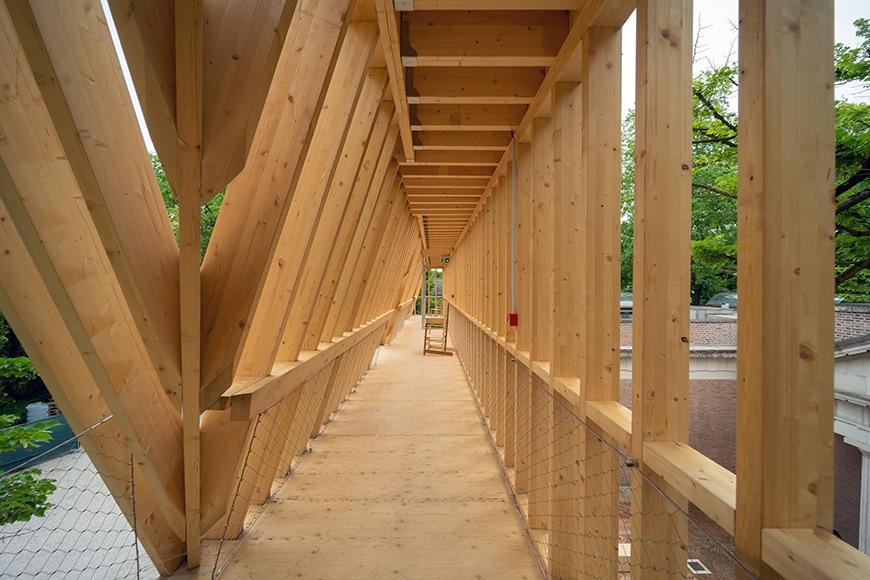 United States Pavilion, Venice Architecture Biennale 2021, Bianchini Inexhibit 01s
