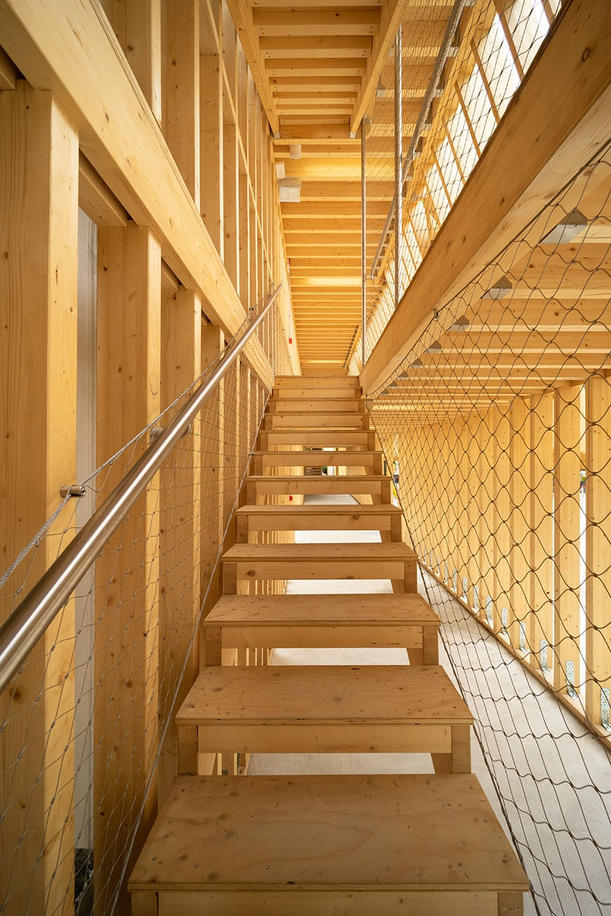 United States Pavilion, Venice Architecture Biennale 2021, Bianchini Inexhibit 03s