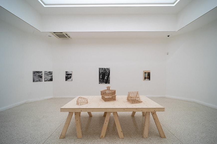 United States Pavilion, Venice Architecture Biennale 2021, Bianchini Inexhibit 05s