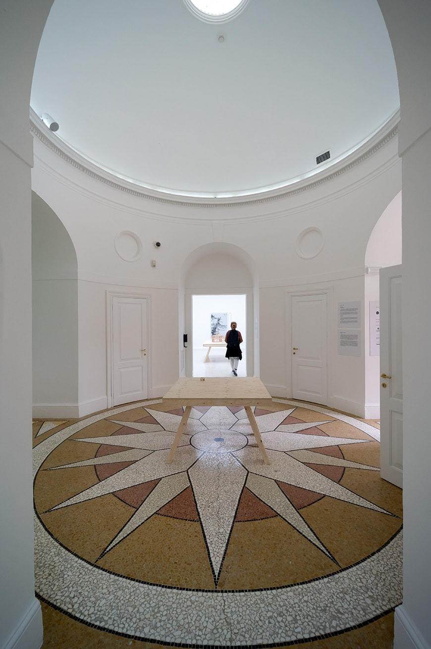 United States Pavilion, Venice Architecture Biennale 2021, Bianchini Inexhibit 07s