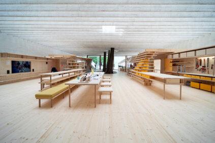 What We Share, Helen & Hard, Nordic Pavilion, 2021 Venice Architecture Biennale 1s