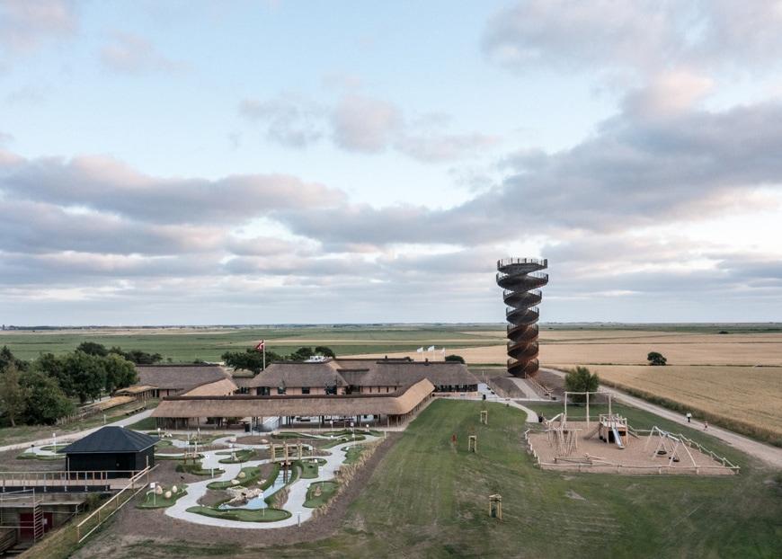 BIG–Bjarke Ingels Group double helix MARSK Tower Denmark 2