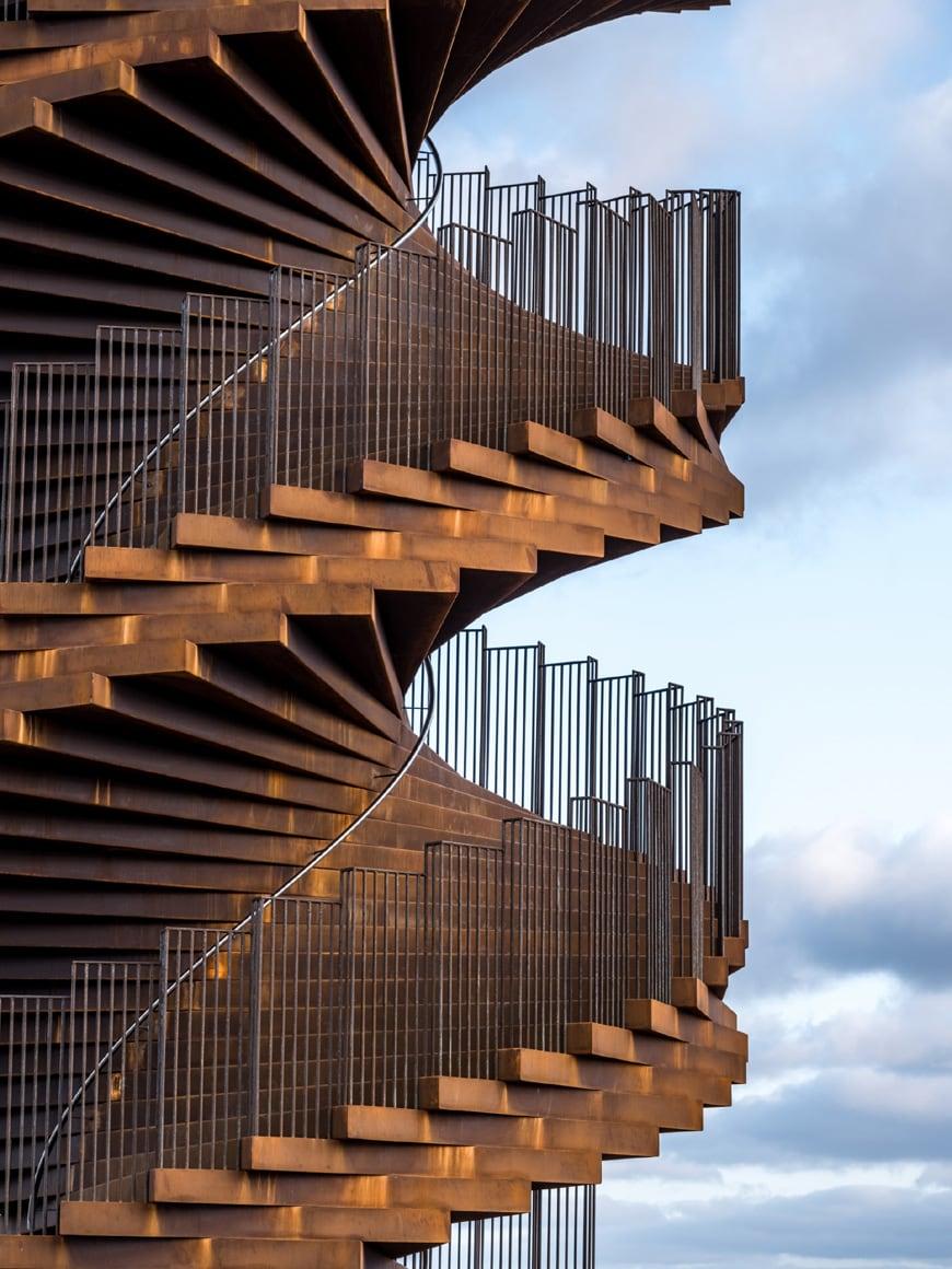 BIG–Bjarke Ingels Group double helix MARSK Tower Denmark 3