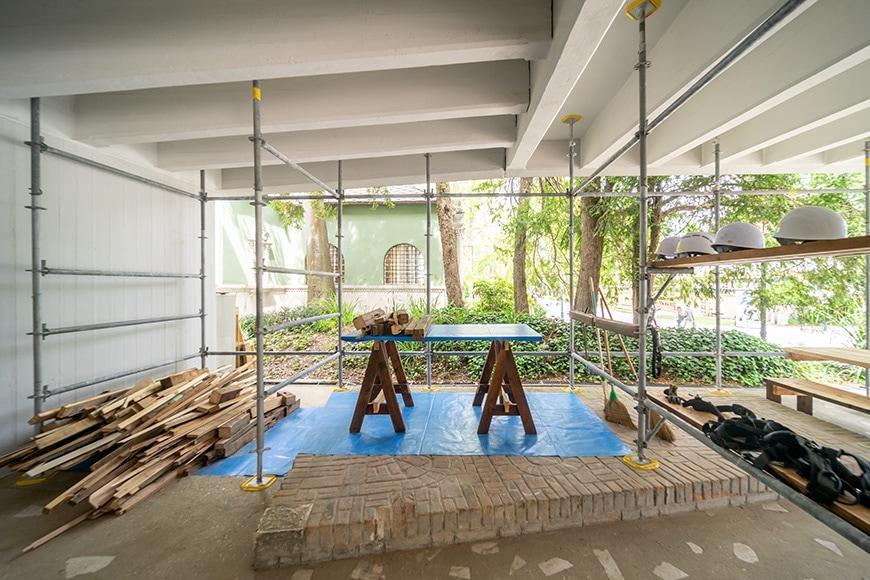 Japanese Pavilion, Venice Architecture Biennale 2021 1 Inexhibit