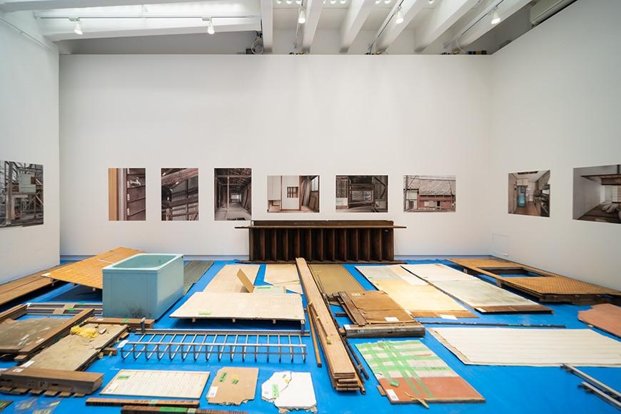 Japanese Pavilion, Venice Architecture Biennale 2021 2 Inexhibit