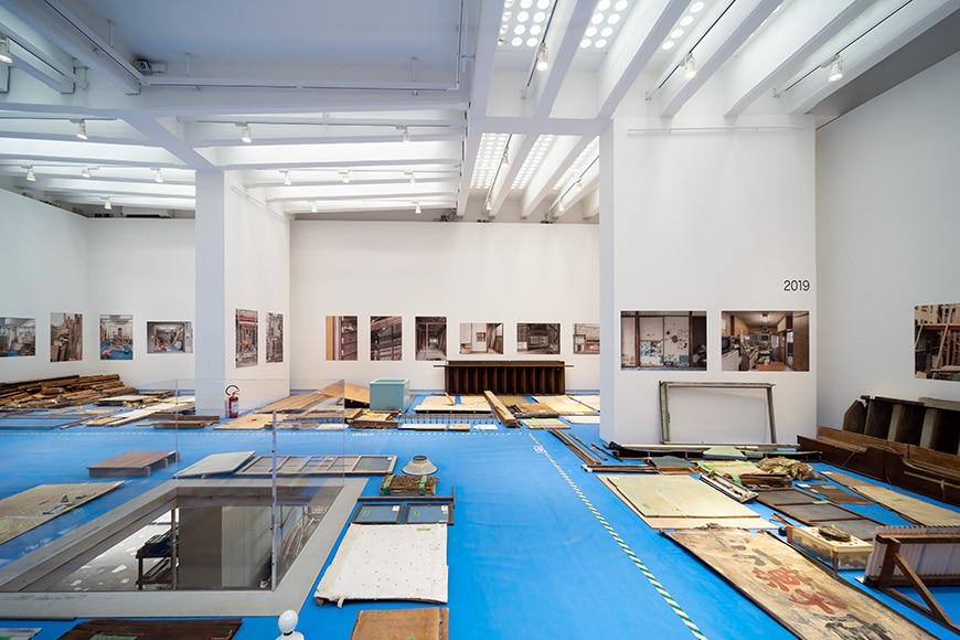 Japanese Pavilion, Venice Architecture Biennale 2021 5 Inexhibit