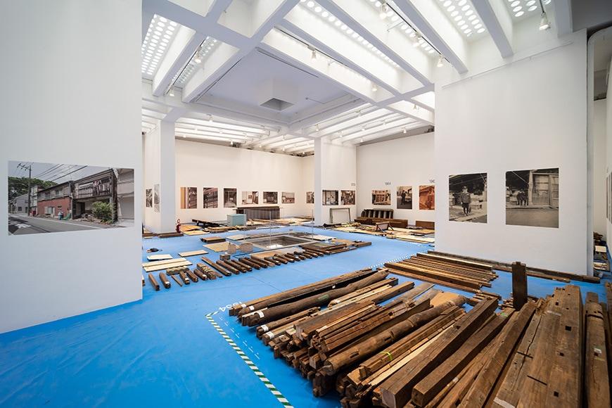 Japanese Pavilion, Venice Architecture Biennale 2021 6 Inexhibit
