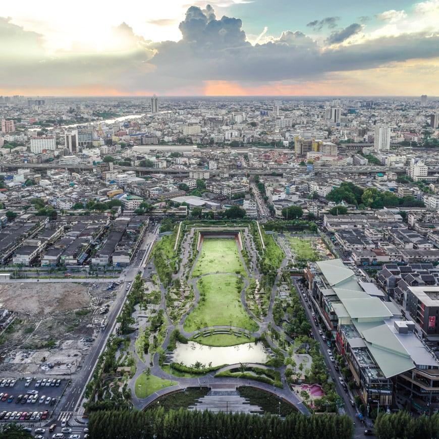 11-Biennial-of-landscape-Barcelona-2021-Chulalongkorn University Centenary Park-Photo © VARP Studio