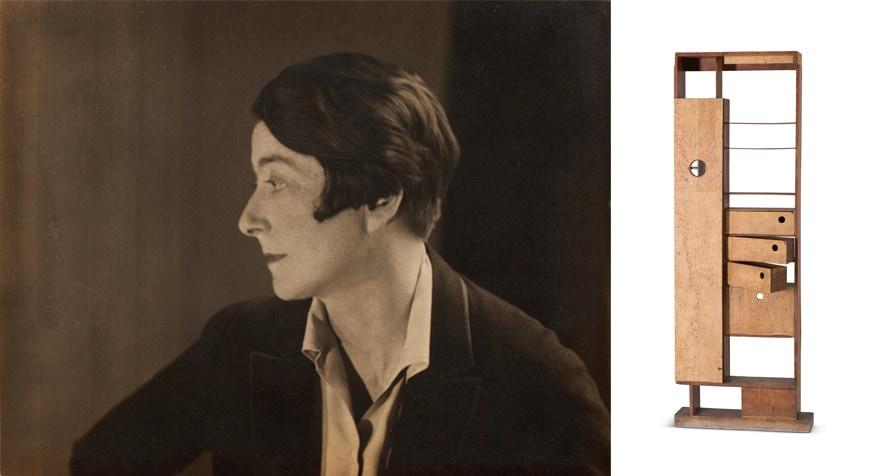 28-29-Vitra-Design-Museum-Women-In-Design-Eileen-Gray-portrait-dressing-cabinet-1934-34