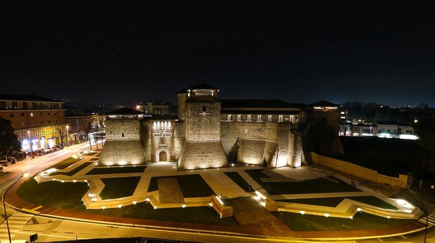Fellini Museum Rimini, Castel Sismondo