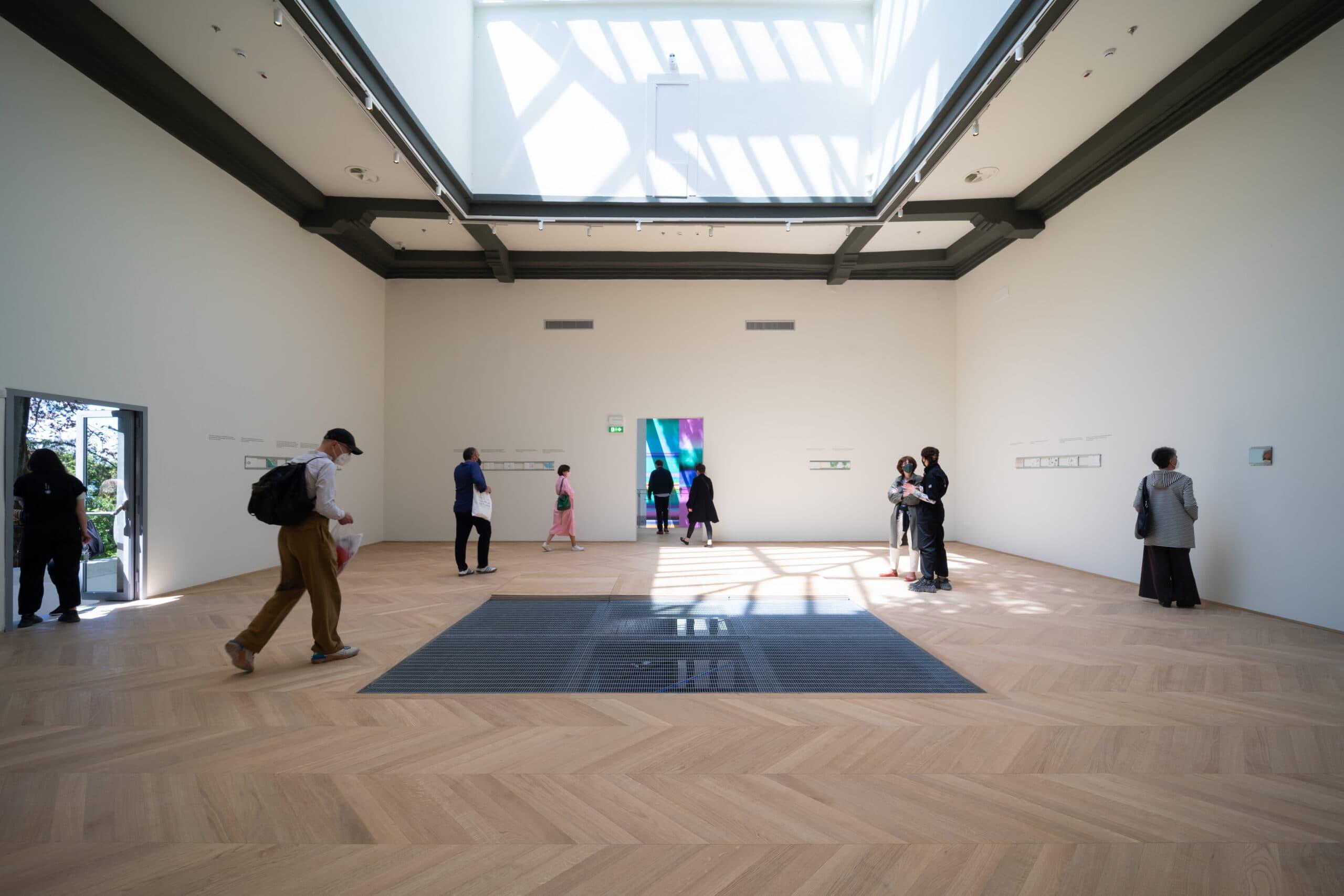 Russian Pavilion, Venice Architecture Biennale 2021 Inexhibit 2
