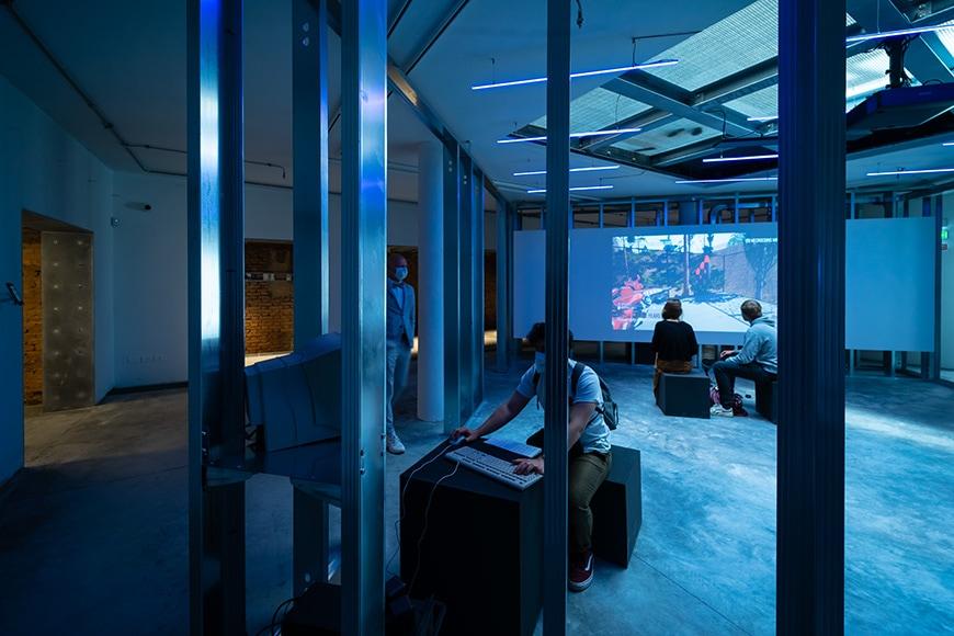 Russian Pavilion, Venice Architecture Biennale 2021 Inexhibit 3