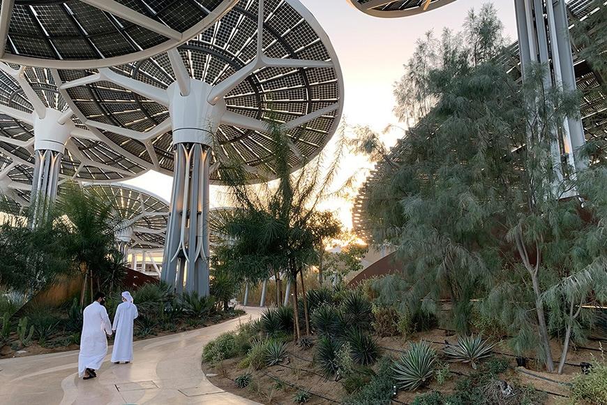 EXPO 2020 Dubai, Terra - The Sustainability Pavilion, Grimshaw Architects 2