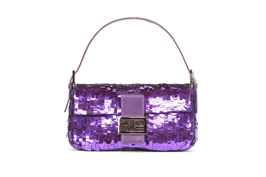 Fendi Baguette bag worn by Sarah Jessica Parker in Sex and the City, 2000, Italy. Image courtesy of Fendi