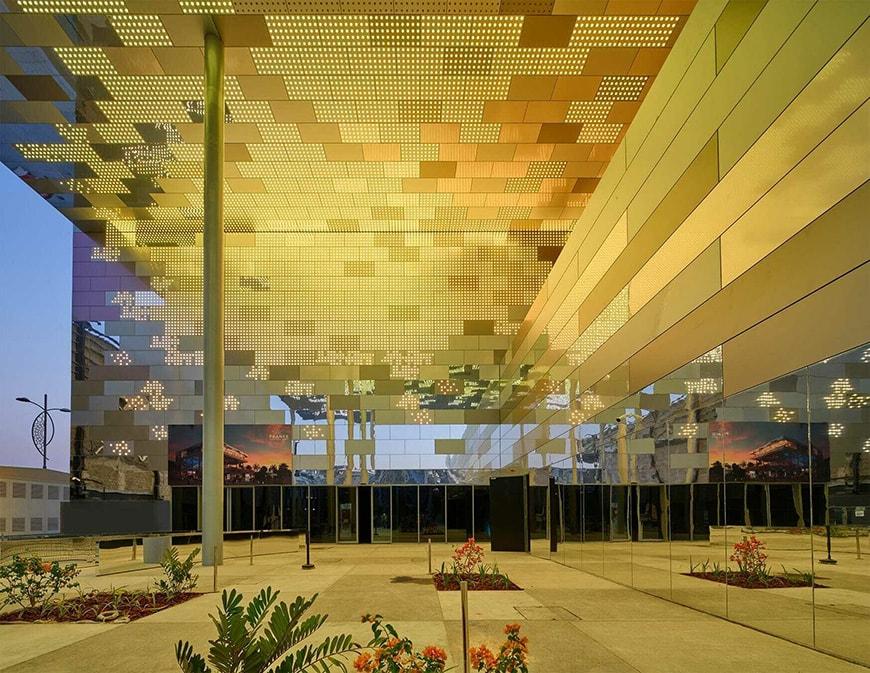 France Pavilion, Expo 2020 Dubai, Perez Prado Celnikier & Grabli 2