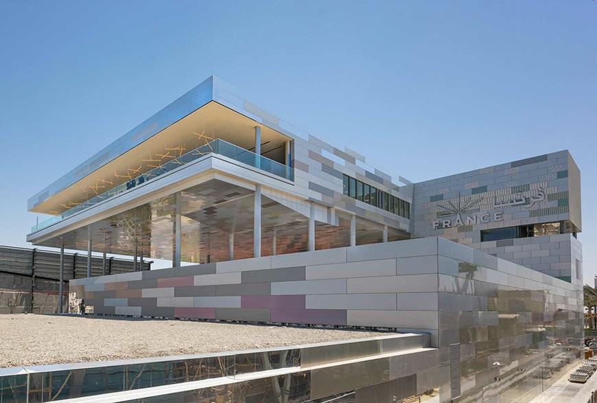 France Pavilion, Expo 2020 Dubai, Perez Prado Celnikier & Grabli
