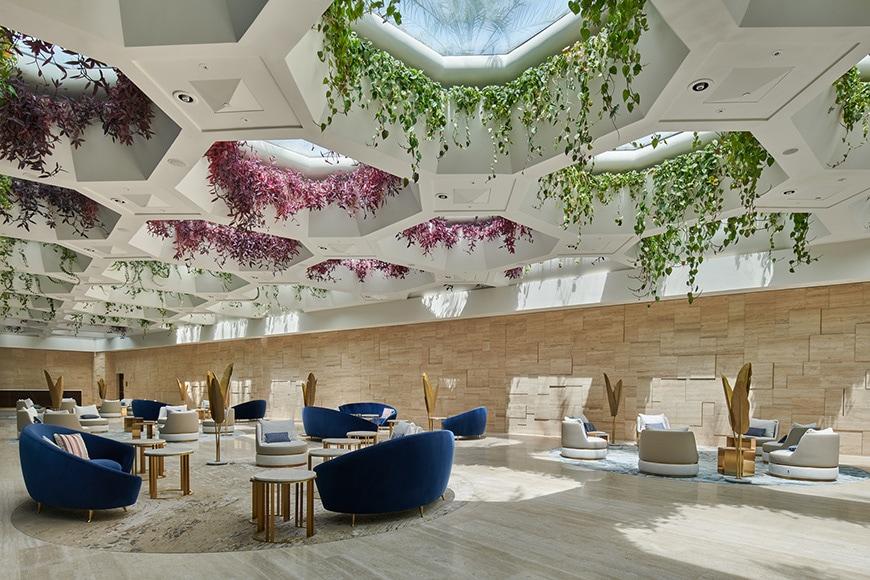 Saudi Arabia, EXPO 2020 Dubai, Boris Micka Associates, interior